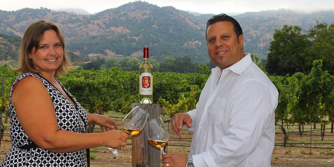 Owners of Small Lot Wine Tours